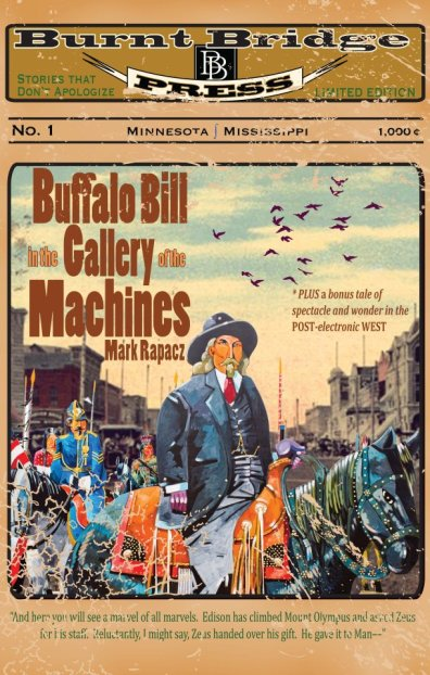 BUFFALO BILL IN THE GALLERY OF THE MACHINES